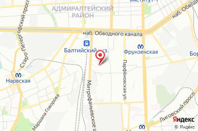 Санкт-Петербург, ш. Митрофаньевское, д. 2, к. 9, лит. А