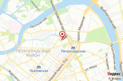 Санкт-Петербург, ул. Ординарная, д. 21
