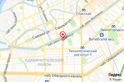 Санкт-Петербург, просп. Измайловский, д. 3