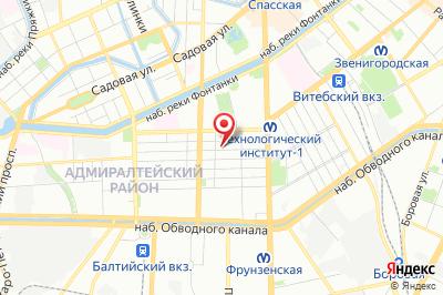 Санкт-Петербург, ул. 3-я Красноармейская, д. 13