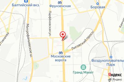 Санкт-Петербург, пр. Московский, д. 91