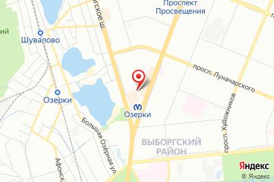 Санкт-Петербург, ш. Выборгское, д. 5, корп. 1, лит. И