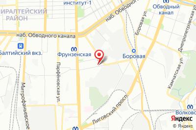 Санкт-Петербург, ул. Киевская, д. 14, пом. 2 Н