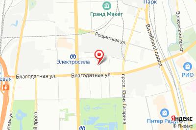 Санкт-Петербург, ул. Севастьянова, д. 4