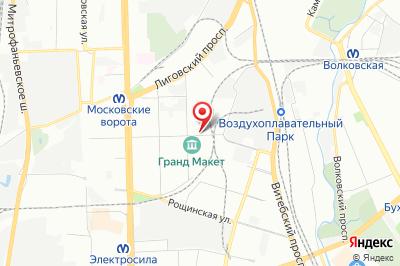 Санкт-Петербург, ул. Заставская, д. 11, к. 3