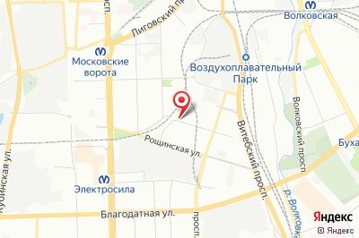 Санкт-Петербург, ул. Иркутская, д. 2