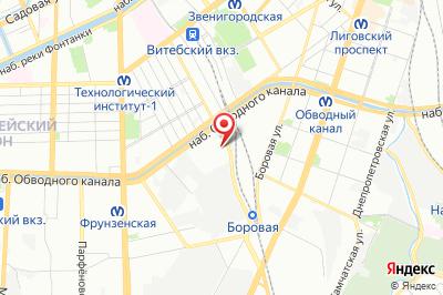 Санкт-Петербург, ул. Рыбинская, д. 1, лит. З