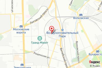 Санкт-Петербург, ул. Заставская, д. 3, к. 3, лит. А