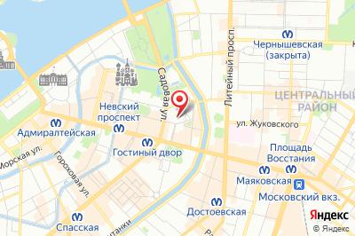 Санкт-Петербург, ул. Итальянская, д. 12