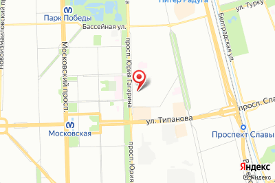 Санкт-Петербург, пр. Юрия Гагарина, д. 24, к. 3, лит. А
