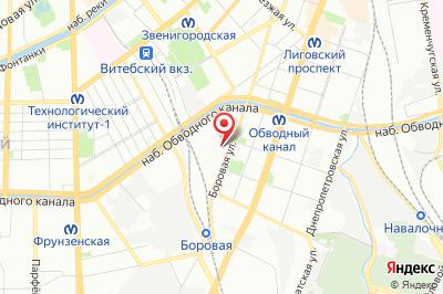 Санкт-Петербург, ул. Боровая, д. 51, лит. А
