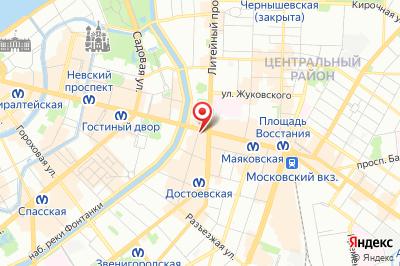 Санкт-Петербург, ул. Рубинштейна, д. 2/45