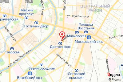 Санкт-Петербург, пр. Владимирский, д. 17