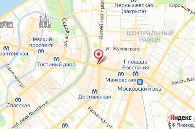 Санкт-Петербург, пр. Невский, д. 74-76