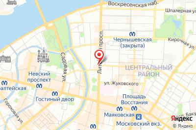Санкт-Петербург, пр. Литейный, д. 43