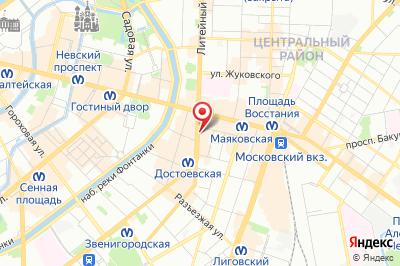 Санкт-Петербург, пр. Владимирский, д. 8