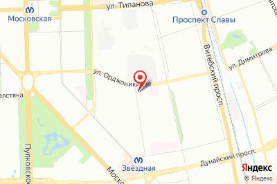 Санкт-Петербург, ул. Пулковская, д. 2, к. 1