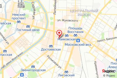 Санкт-Петербург, пер. Дмитровский, д. 4