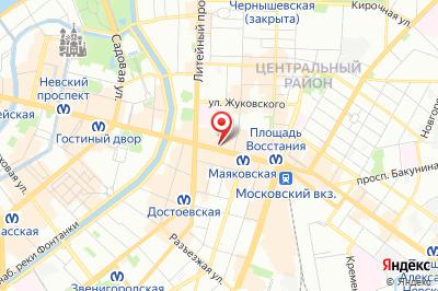 Санкт-Петербург, пр. Невский, д. 88