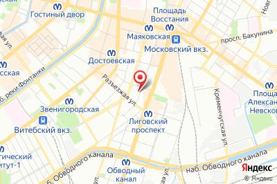 Санкт-Петербург, Коломенская ул., 25