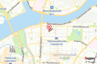 Санкт-Петербург, ул. Чайковского, д. 26