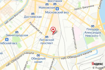 Санкт-Петербург, ул. Черняховского, д. 5