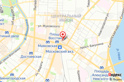 Санкт-Петербург, ул. 1-я Советская, д. 6