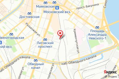 Санкт-Петербург, пер. Транспортный, д. 10, лит. А