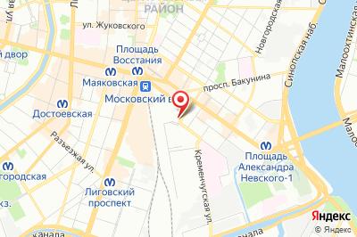 Санкт-Петербург, ул. Полтавская, д. 7
