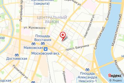 Санкт-Петербург, ул. 3-я Советская, д. 32