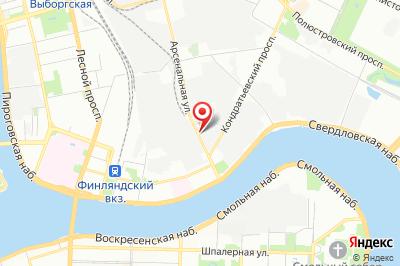 Санкт-Петербург, ул. Арсенальная, д. 7