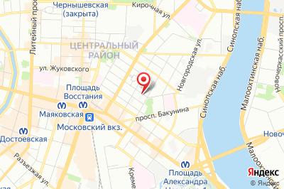 Санкт-Петербург, 5-я Советская ул., д. 45