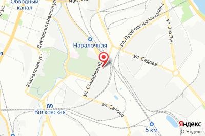 Санкт-Петербург, ул. Самойловой, д. 7, лит. В