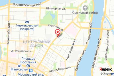 Санкт-Петербург, пр. Суворовский, д. 47