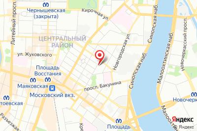 Санкт-Петербург, ул. Мытнинская, д. 13
