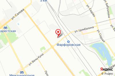 Санкт-Петербург, ул. Белы Куна, д. 32