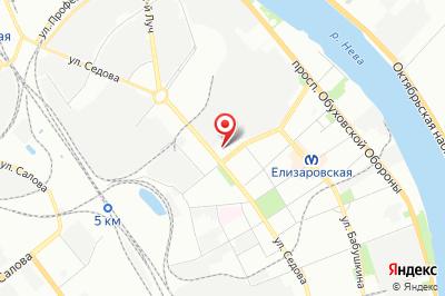 Санкт-Петербург, ул. Седова, д. 18