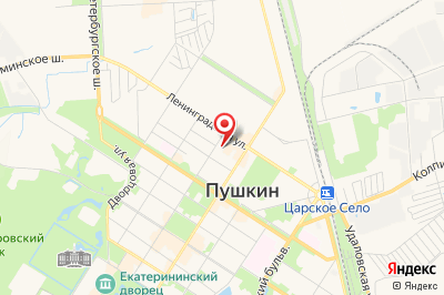 Санкт-Петербург, Пушкин, ул. Леонтьевская, д. 41