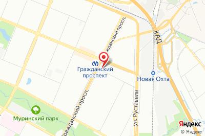 Санкт-Петербург, пр. Гражданский, д. 119