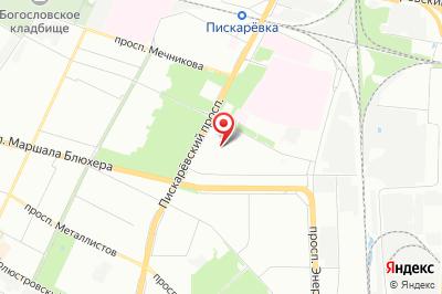 Санкт-Петербург, пр. Пискарёвский, д. 37, к. 2