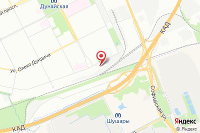 Санкт-Петербург, ул. Малая Балканская, д. 57