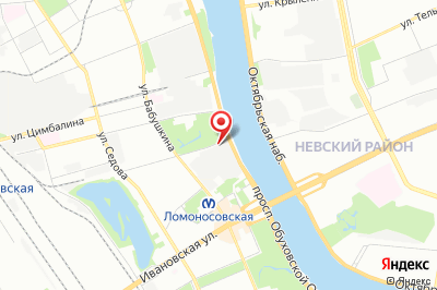 Санкт-Петербург, ул. Фарфоровская, д. 2