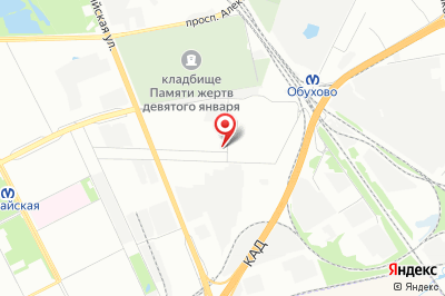 Санкт-Петербург, проезд Гаражный, д. 3
