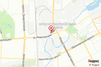 Санкт-Петербург, ш. Революции, д. 86, лит. А