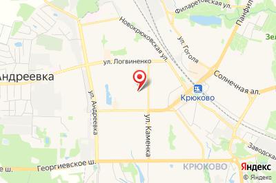 Москва, Зеленоград, 15-й м/р-он, корп. 1535