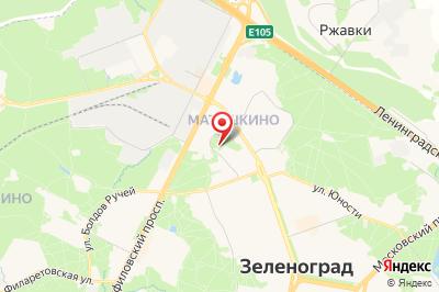 Зеленоград, 2-й м/р-н, корп. 235