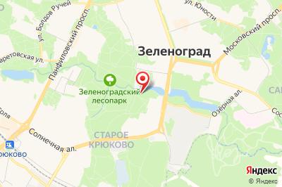 Москва, Зеленоград, ул. Жилинская, д. 5, лит. В