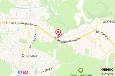 Москва, Красногорск, ул. Игоря Мерлушкина, д. 1