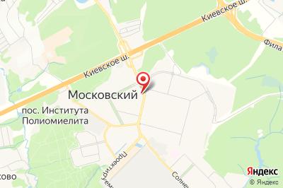 Москва, г. Московский, мкрн. 1-й, д. 23, лит. Д