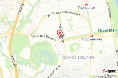 Москва, бул. Яна Райниса, д. 14, к. 1